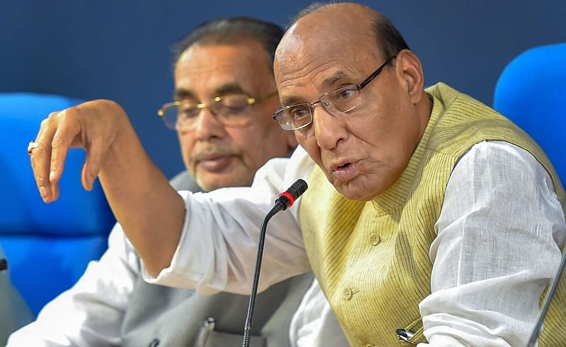 Govt will enact law to curb incidents of lynching, if necessary: Rajnath Singh