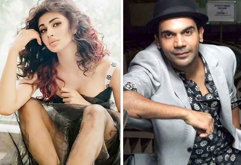 I've always looked up to Rajkummar's work: Mouni Roy