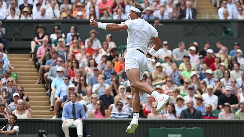 Wimbledon 2018 Day 4 highlights in pictures: Cilic, Muguruza exit, Halep enters round 3