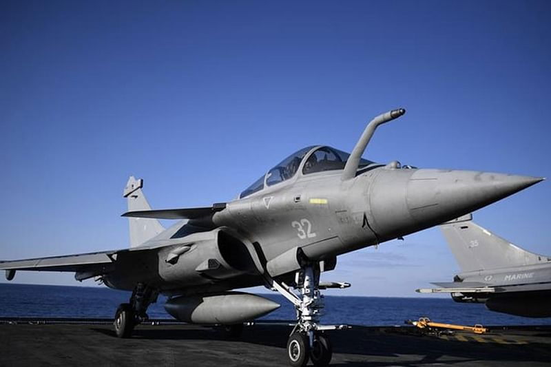 Rafale row: Dassault claims it freely chose Reliance group for partnership