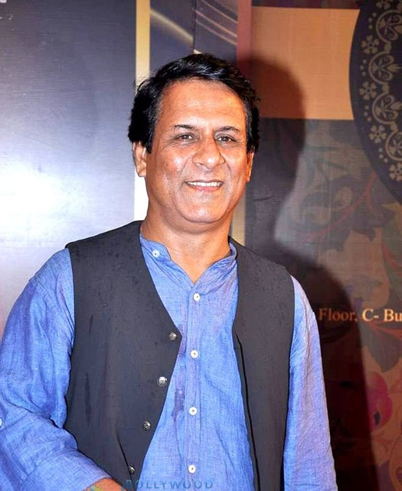 Never imagined myself as an actor: Rajendra Chawla