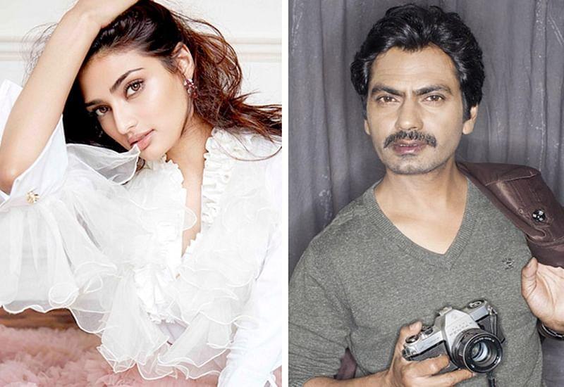 WOW! Athiya Shetty and Nawazuddin Siddiqui come together for a wedding comedy