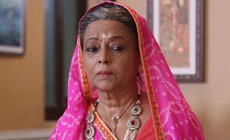 Rita Bhaduri funeral: TV celebs and family bid goodbye to the actor; See pics