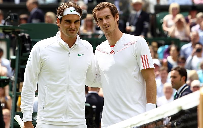 Wimbledon 2018: Roger Federer reacts to Andy Murray's withdrawal, says it's probably a wise decision