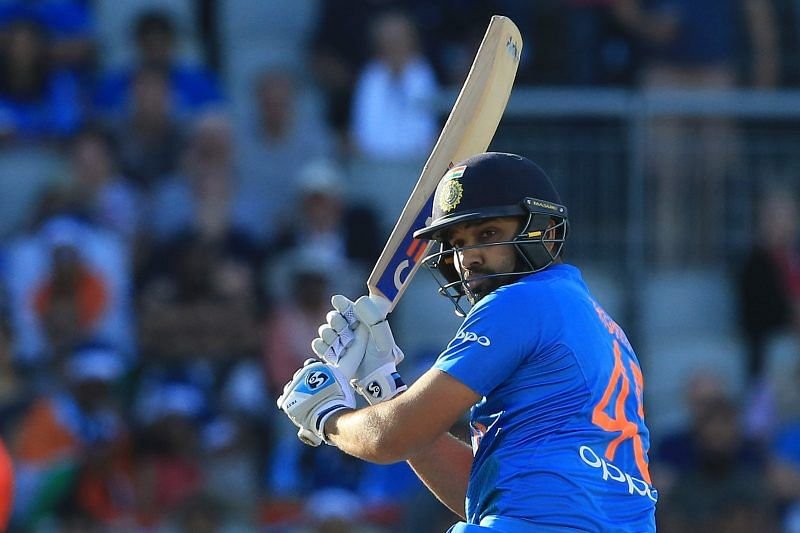 ODI series to help in India's preparation for 2019 World Cup: Rohit Sharma