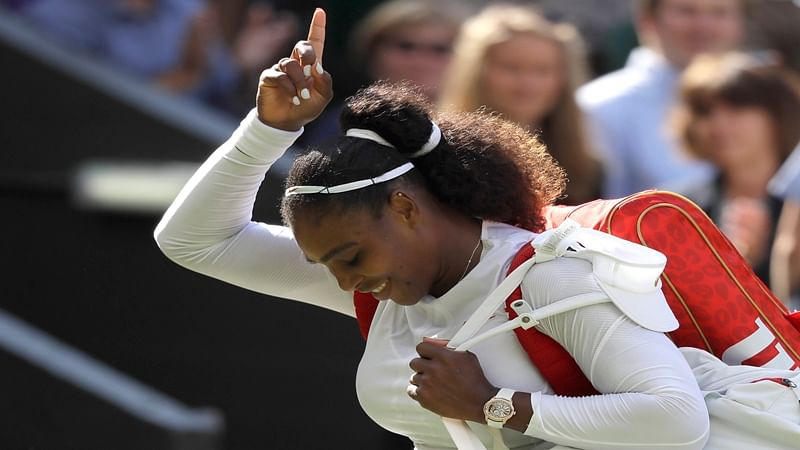 Serena Williams chases mom's magic at Wimbledon 2018! Only these 3 super moms have won Grand Slams