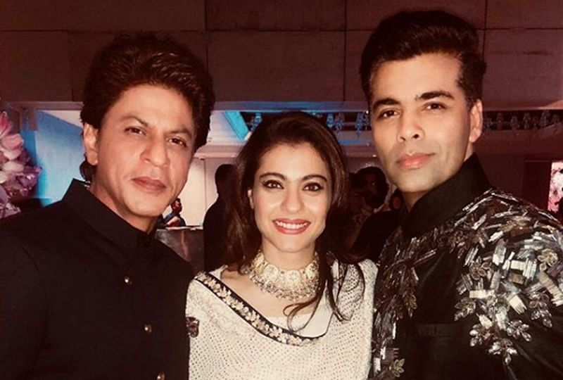 Will Karan Johar bring back Shah Rukh Khan and Kajol together for his next? Find out