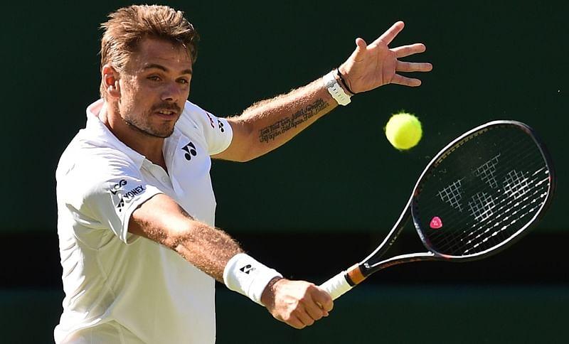 Wimbledon 2018: Stan Wawrinka battles back to beat sixth seed Grigor Dimitrov
