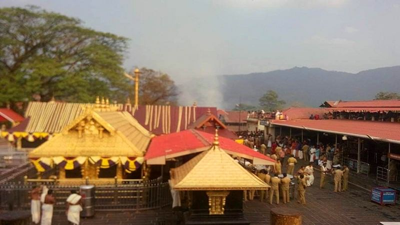 Police watched, Sangh Parivar took over Sabarimala: Congress