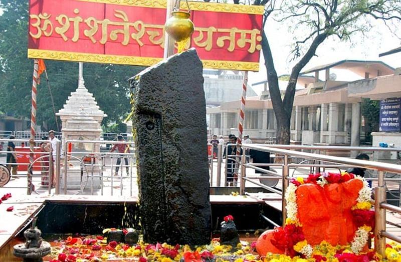 Shani Shingnapur temple row: Shiv Sena accuses Maharashtra government of targeting only temples