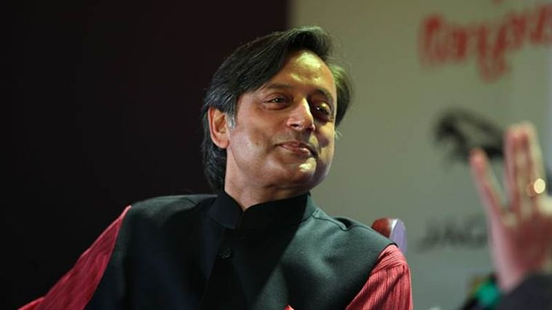 'Vituperative mudslinging': Shashi Tharoor roasts Pak over Kashmir in his unique style
