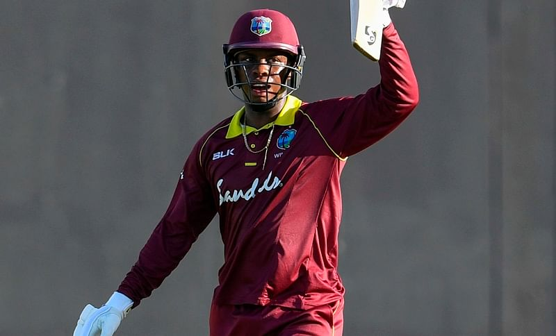 West Indies vs Bangladesh 2nd ODI: Hetmyer's century helps hosts win by 3 runs, level series