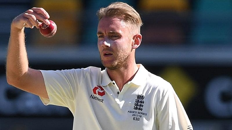 Stuart Broad moves to No.2 in ICC Test rankings, Jasprit Bumrah slips to 8