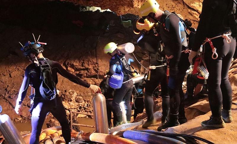 Thai cave rescue: A miraculous rescue
