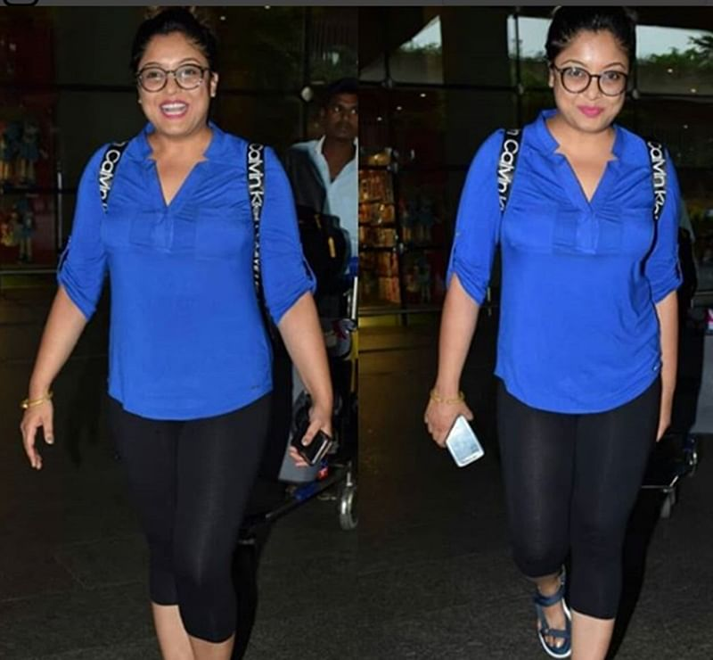 Aashiq Banaya Aapne actress Tanushree Dutta is back in town, you won't believe how she looks now