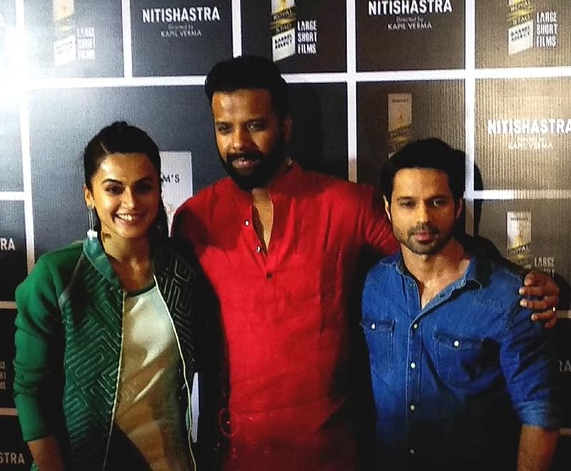 Stars in short films help in getting more views: Kapil Verma