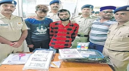 Bhopal: Two held for printing, circulating fake notes
