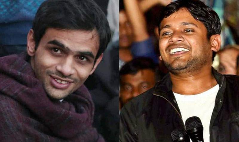 JNU sedition case: Delhi police charges Kanhaiya Kumar, Umar Khalid among others