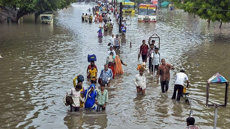 49 killed in Uttar Pradesh as deadly rains wreak chaos in different areas