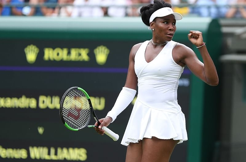 Venus Williams knocked out of French Open