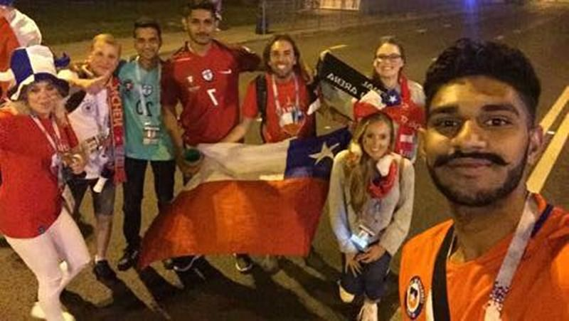 From Russia with love! FIFA fever and more