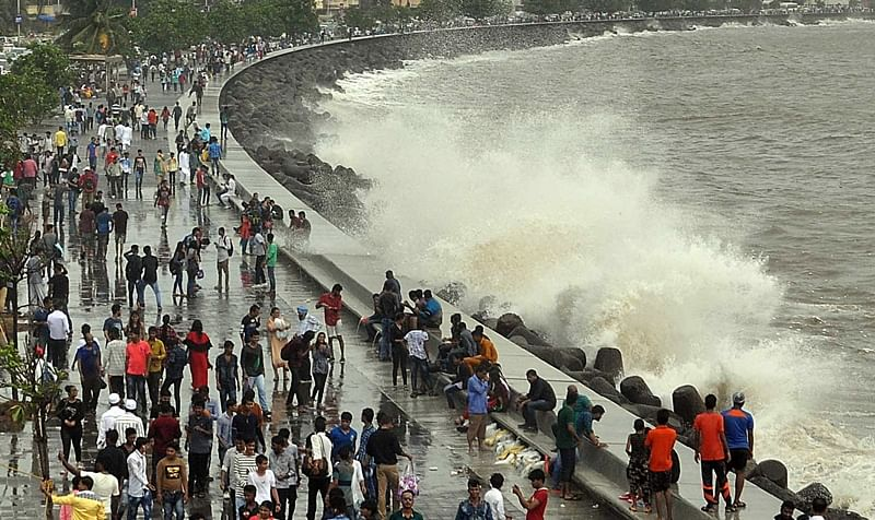 Mumbai Monsoon! The thrills and the spills