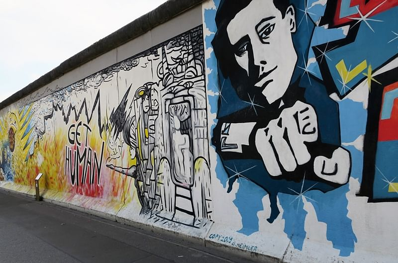 California synagogue defaced with anti-Semitic graffiti