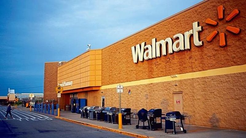 Walmart grows stronger in pandemic; quarterly hit USD133.75 billion