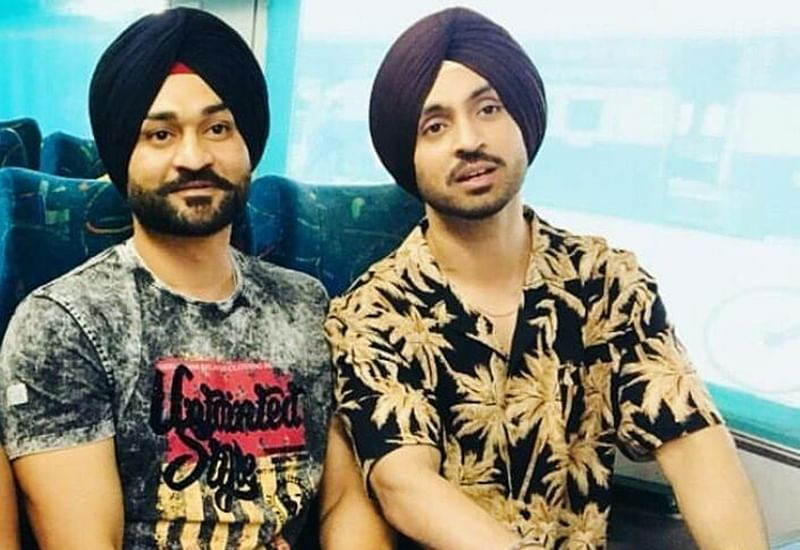 Real 'Soorma' Sandeep Singh recollects his train tragedy with Diljit Dosanjh; watch video