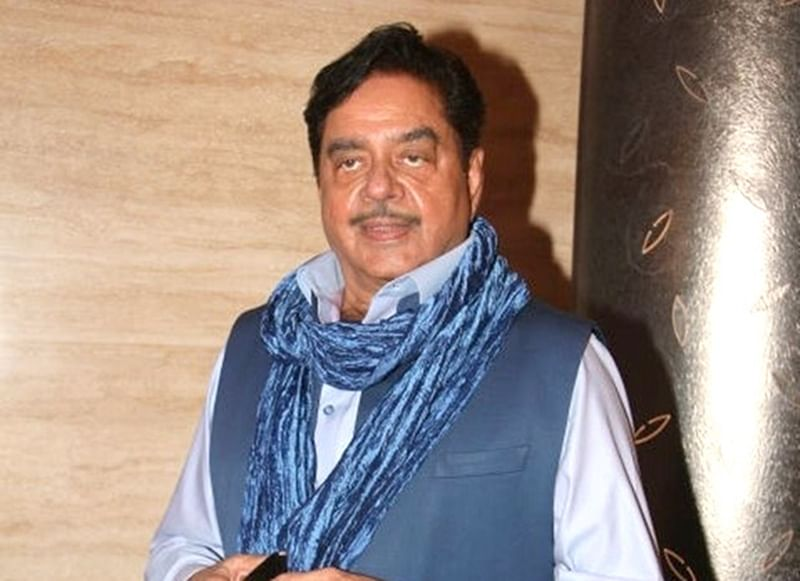 Behind every successful man's fall, is a woman: Shatrughan Sinha jokes about #MeToo