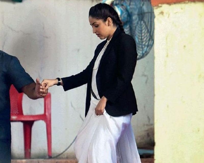 First Look: Yami Gautam flaunts her lawyer avatar from 'Batti Gul Meter Chalu'