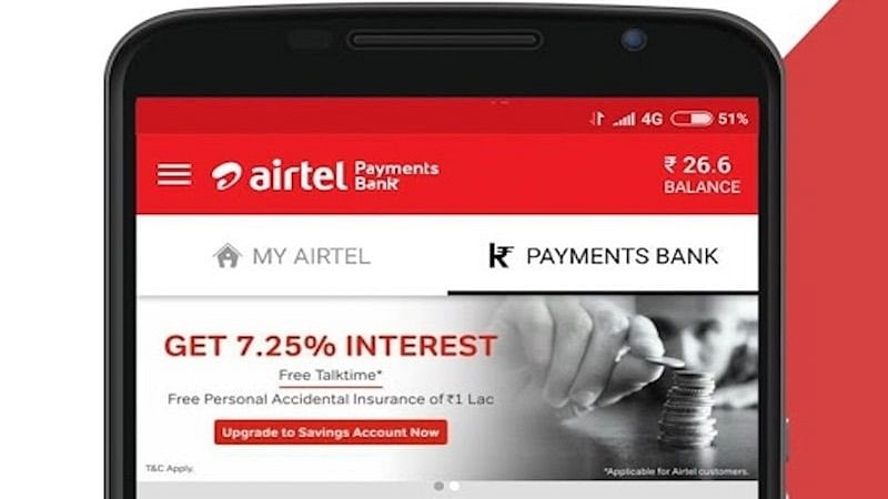 Airtel Payments Bank hopeful of break-even in FY22; logs surge in biz volumes amid COVID-19 pandemic