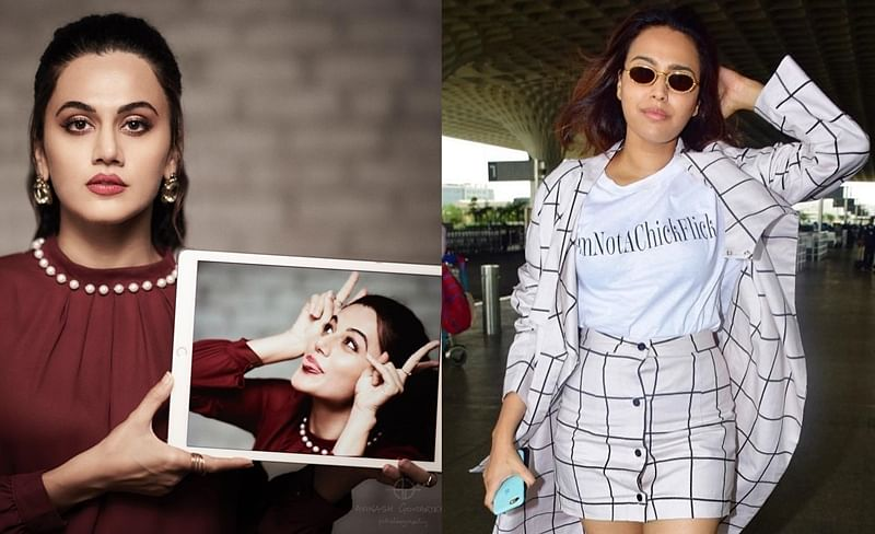 Taapsee Pannu to Swara Bhasker! When feisty Bollywood actresses trolled the trolls