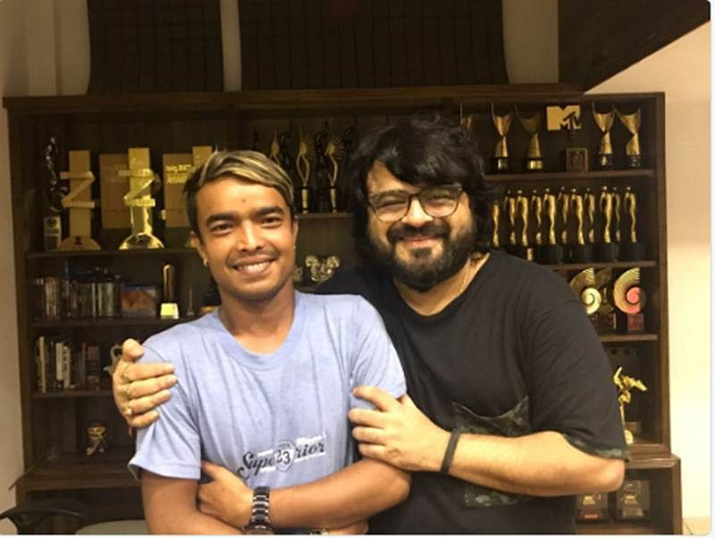 Singer- composer Pritam takes help of social media to locate commoner to turn him into Bollywood singer