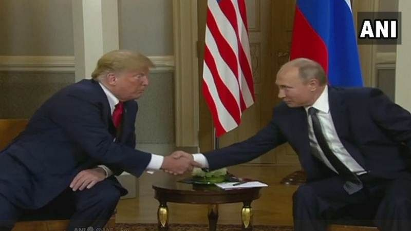 Trump, Putin meet deconstructed