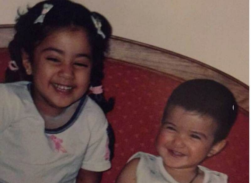'Dhadak' star Janhvi Kapoor's adorable childhood pictures are going viral on the internet