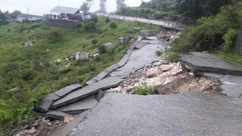 Cloudbursts in Uttarakhand damage Seraghat Hydro Power project