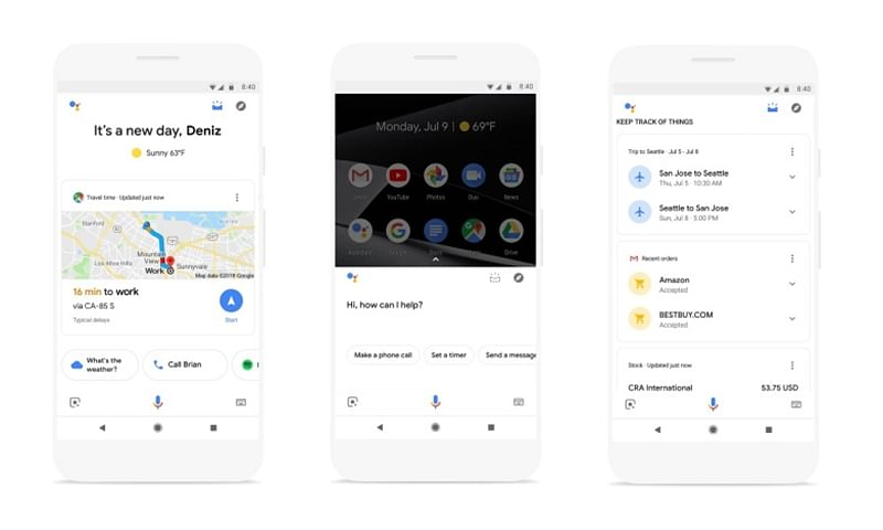Google Assistant now gives snapshot of your day