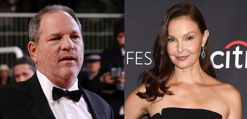 Harvey Weinstein seeks dismissal of Ashley Judd blacklist suit