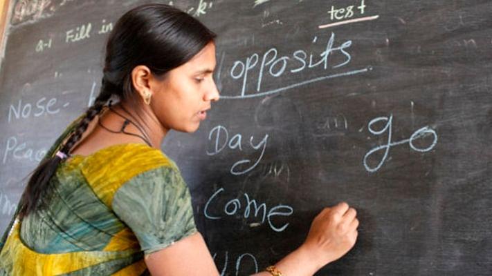 Mumbai: Teachers of state-run schools demand full-time posts