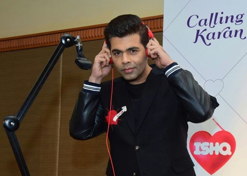Karan Johar's radio show 'Calling Karan' is back with India's first ever love conference; details inside