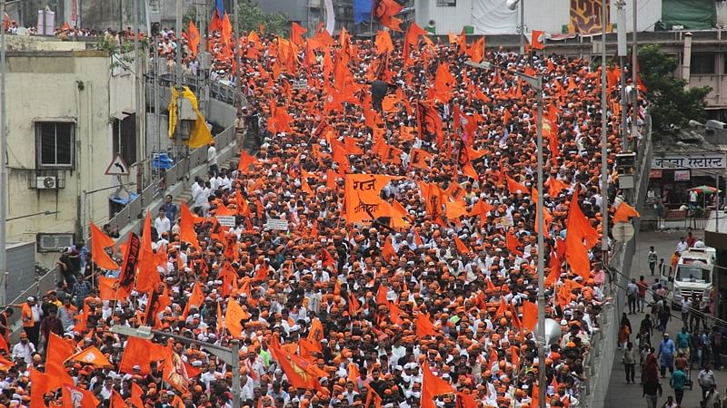 Maratha quota stir: Maratha outfits call for state-wide bandh today; Navi Mumbai, Thane excluded