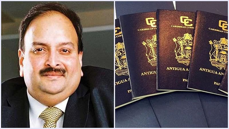 Fugitive diamond jeweller Mehul Choksi took citizenship of Antigua in November 2017
