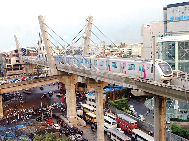 Eastern Freeway to Metro! Mumbai's rapid infrastructure strides amidst traffic woes