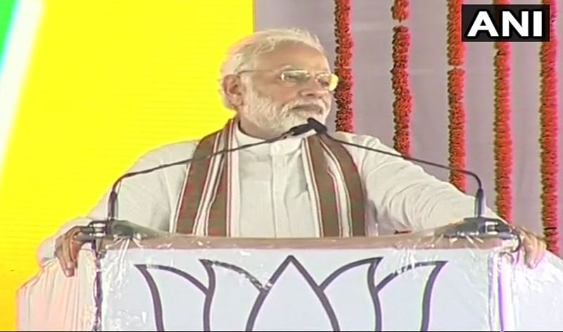 Modi in Shahjahanpur: There is not just one 'dal' but 'dal-dal', says PM