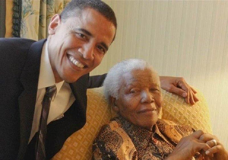 Former US president Barak Obama speech to mark 100 years since Nelson Mandela's birth