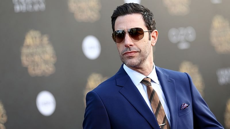 Sacha Baron Cohen teases new project 'mocking' Trump