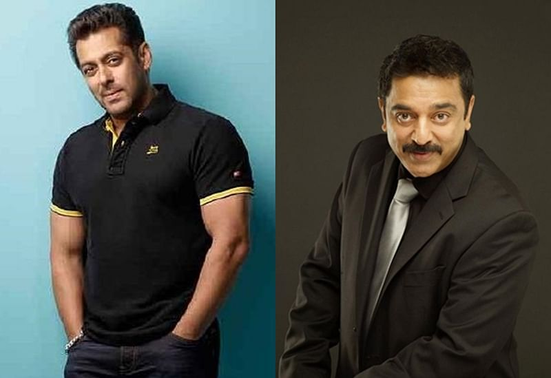 Kamal Haasan, Salman Khan to share screen space on this TV show
