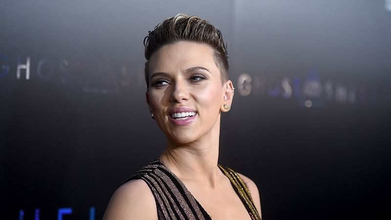 Scarlett Johansson opens up about sharing screen space with Adam Driver in next