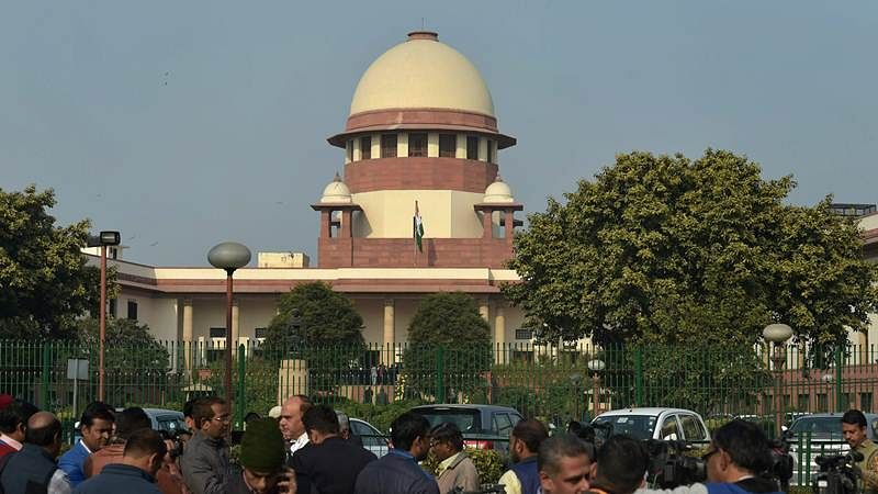 Ayodhya dispute: Supreme Court likely to hear pleas against High Court verdict on Monday